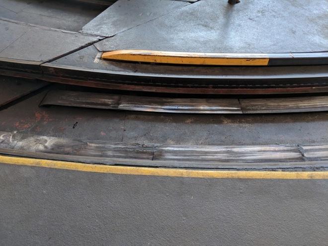 Giant Dipper brakes