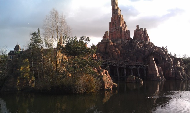 Big Thunder Mountain Paris 2