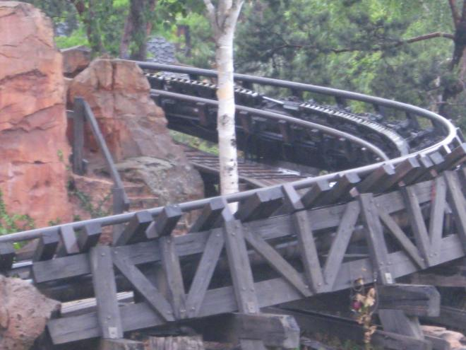 Big Thunder Mountain Paris 4