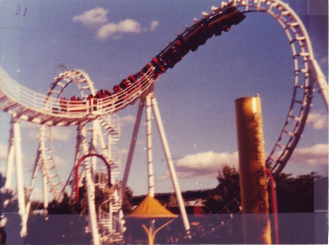 Boomerang 1984 Steve