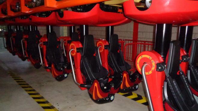 Mayan Roller Coaster Flex 4