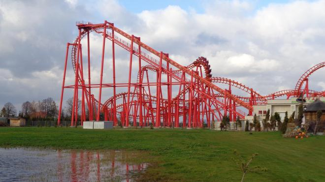Mayan Roller Coaster Flex
