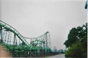 Super Manege Vert 2000