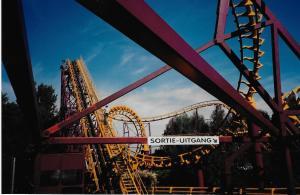 Tornado Six Flags Belgium
