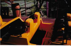 Train Tornado Six Flags Belgum