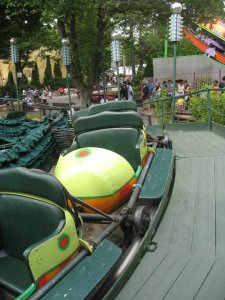 Canobie Caterpillar 5
