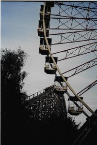 Grande Roue Six Flags Belgium 2001