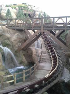 Seven Dwarves Mine train 2