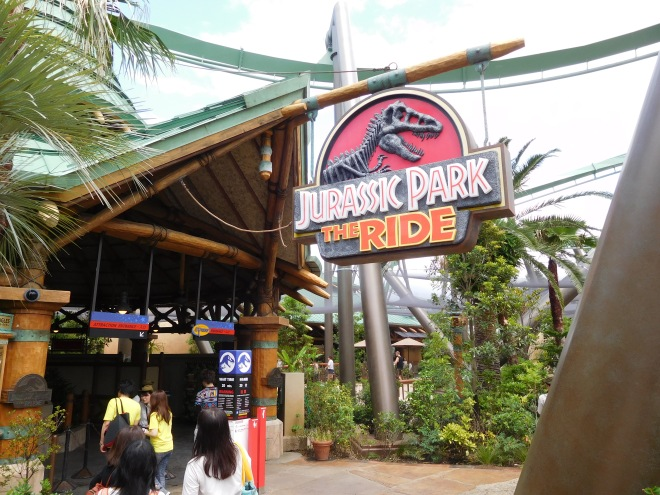 Jurassic Park The Ride Universal Studios Japan (2)