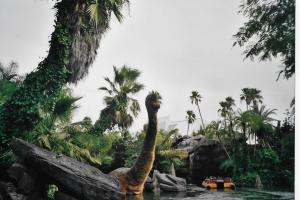 Jurassic Park River Adventure IOA