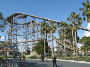Nagashima Shoot the Chute (5)