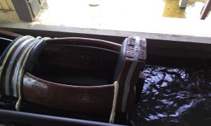 Barrel Boat