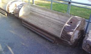 Old La Ronde Pitoune boat