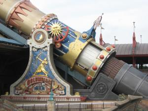 Space Mountain DLP
