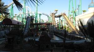 Castles n  Coaster Flume 2