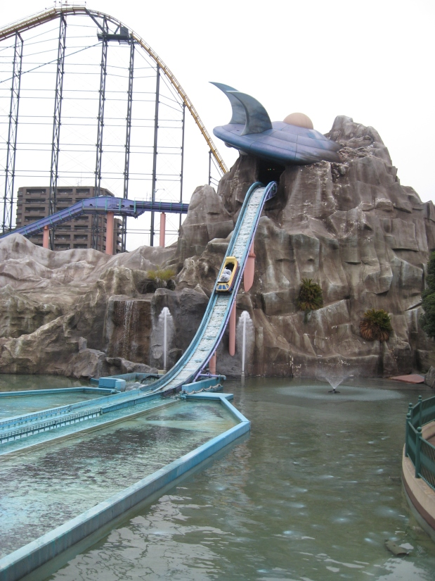 O.D. Hopkins Legacy: Part two of the log flume serie