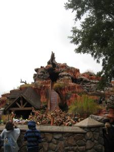 Splash Mountain WDW