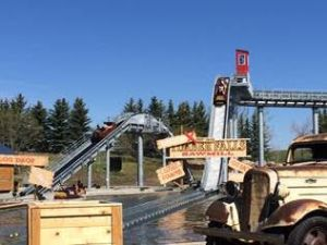 Timber Falls Whitewater Attractions