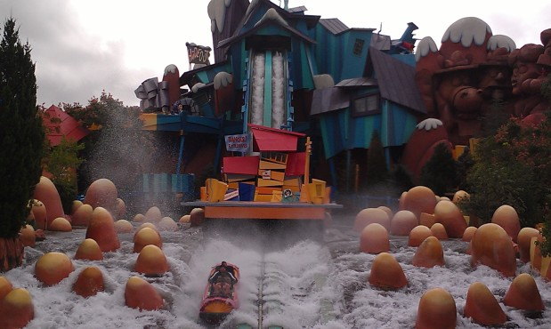 Ripsaw Falls, Europa Park and Backward drops: Part 5 of our Log Flumeserie