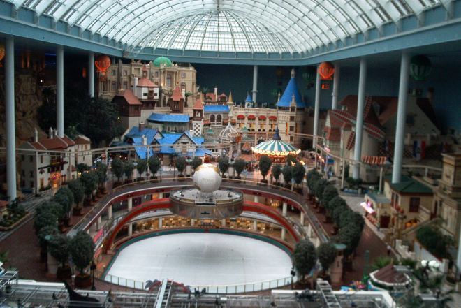 Lotte World indoor park