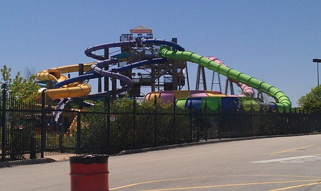 Hurricane Harbor SFGAm