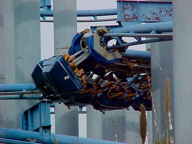 XLR 8 Astroworld Ello Coaster