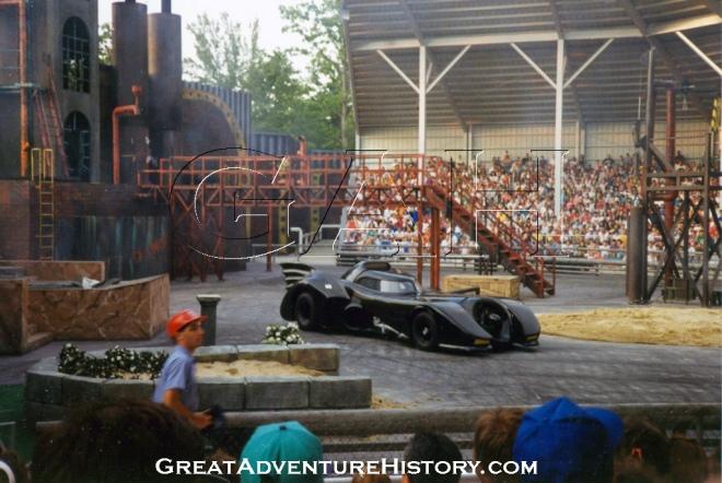 GAH Batman Stunt Show 1992