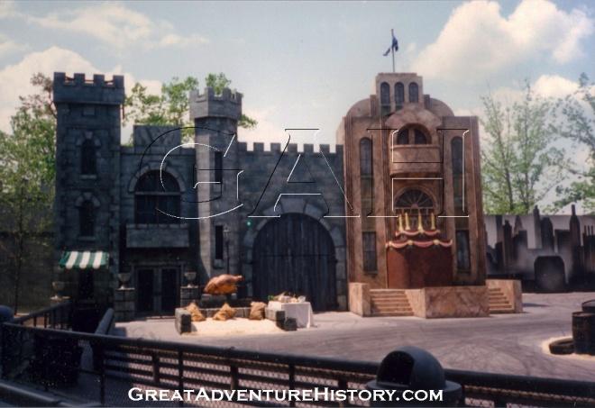 GAH Batman Stunt Show 1993