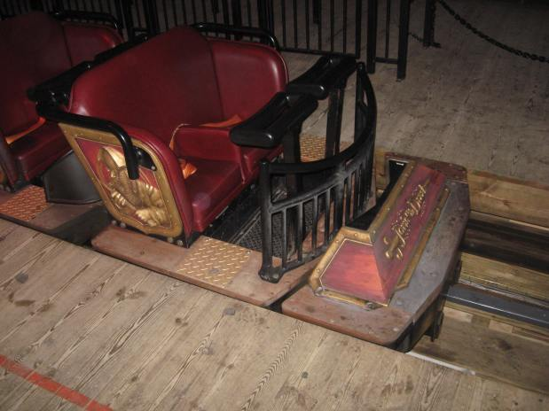 Wooden Coaster trains: part 3 of ourserie