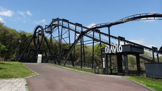 Bolliger & Mabillard comes to Japan:  Part 4 of our look at Inverted Coaster