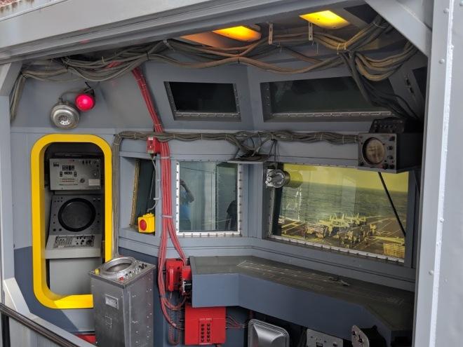 Flight Deck CGA 29