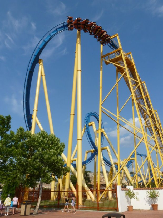 The Japanese Gambit:  Part 6 of our Look at InvertedCoasters