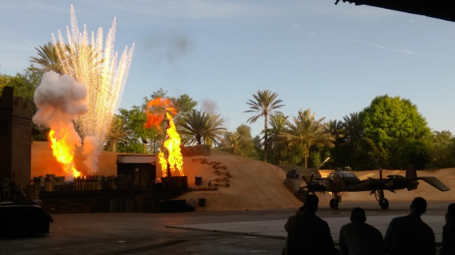 Indiana Jones Epic Stunt Spectacular Daytime (1)