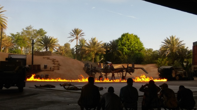 Indiana Jones Epic Stunt Spectacular Daytime (4)