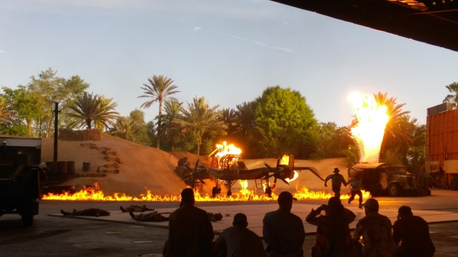 Indiana Jones Epic Stunt Spectacular Daytime (5)