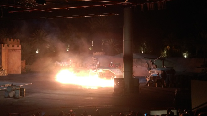 Indiana Jones Epic Stunt Spectacular Night (11)