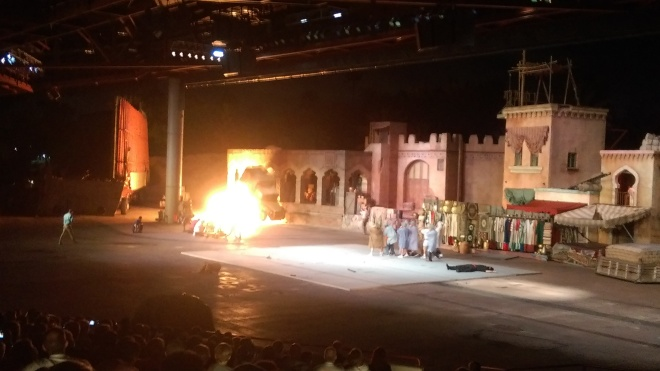 Indiana Jones Epic Stunt Spectacular Night (4)