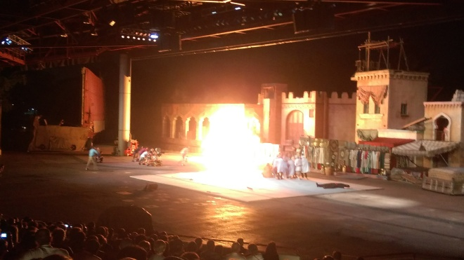 Indiana Jones Epic Stunt Spectacular Night (6)