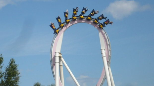 The legendary Orochi:  Part 8 of our Inverted CoasterSeries