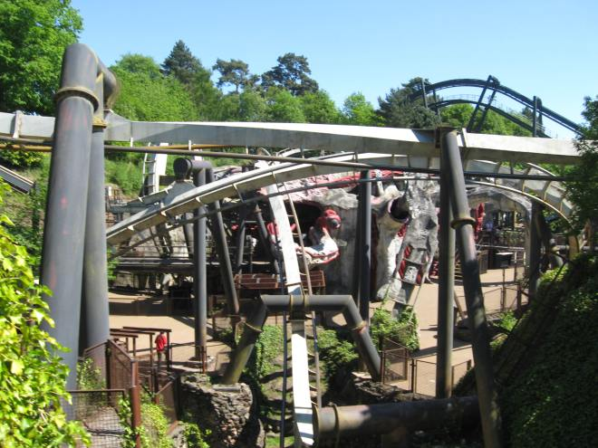 Nemesis Alton Towers (3)