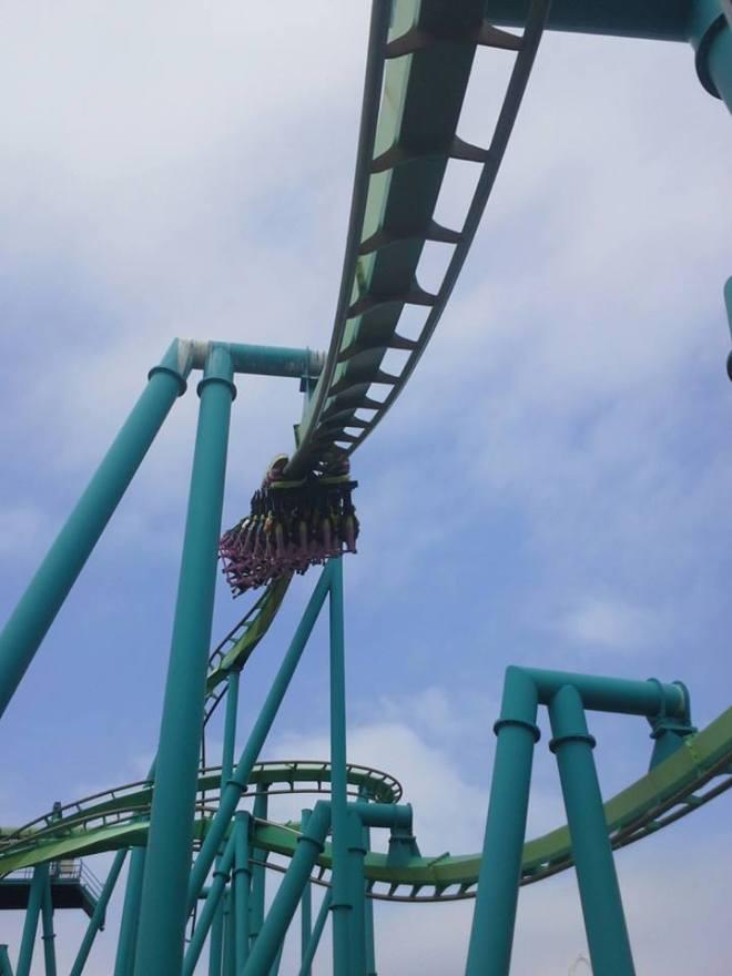 Raptor Cedar Point 2