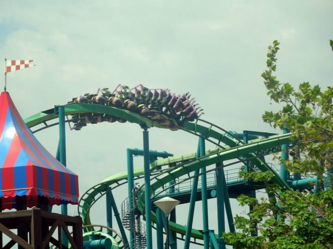 Raptor Cedar Point David 2