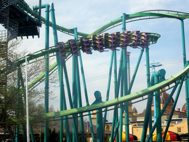 Raptor Cedar Point David 3