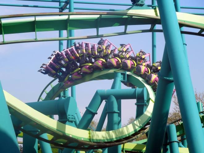Raptor Cedar Point David 6