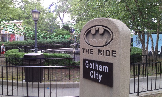 Gotham City in Georgia: Part 10 of our Inverted CoasterSeries