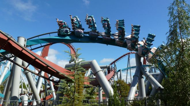 Dragon Challenge Flex 2