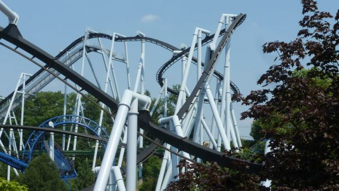Great Bear Hersheypark Flex 3