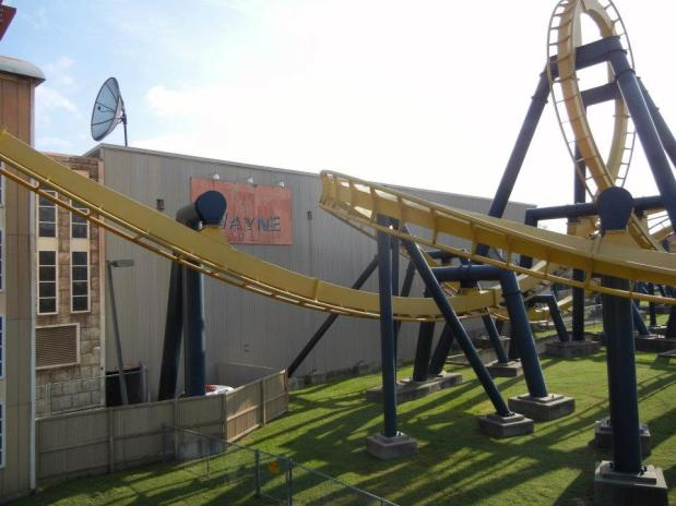 The last original Batman: Part 13 of our Inverted Coaster series