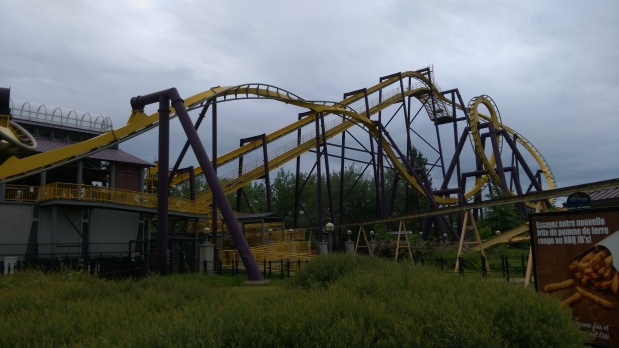 The Vampire of Montreal: Part 18 of the Inverted Coaster Serie