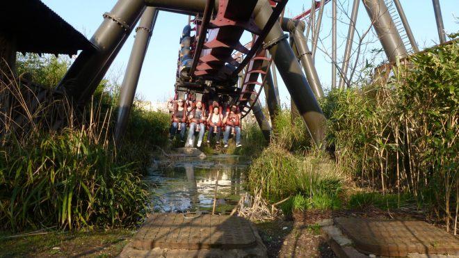 Nemesis Inferno Thorpe Park 2